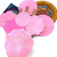 Mandala Silicone Surface Detail Moulds